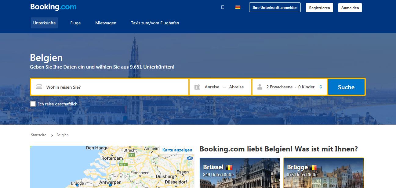 Booking.com Genius Program